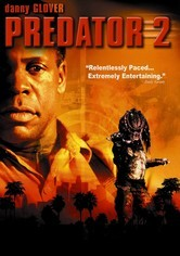 Rent Predator 2 on DVD