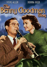 Rent The Benny Goodman Story on DVD