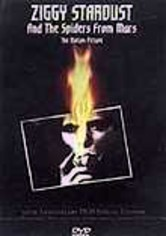 Rent Ziggy Stardust & the Spiders: The Movie on DVD