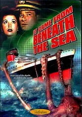 Rent It Came from Beneath the Sea on DVD