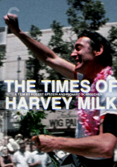 Rent The Times of Harvey Milk on DVD