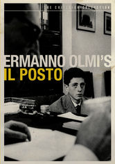 Rent Il Posto on DVD