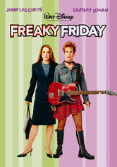 Rent Freaky Friday on DVD
