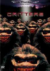 Rent Critters on DVD