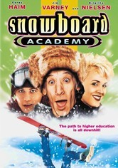 Rent Snowboard Academy on DVD