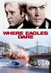 Rent Where Eagles Dare on DVD