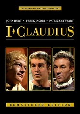 Rent I, Claudius on DVD