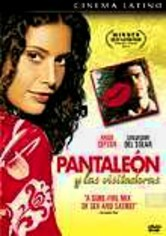Rent Captain Pantoja and the Special Services on DVD
