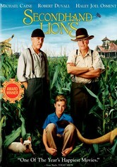 Rent Secondhand Lions on DVD