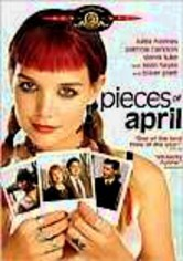 Rent Pieces of April on DVD