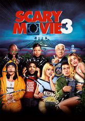 Rent Scary Movie 3 on DVD