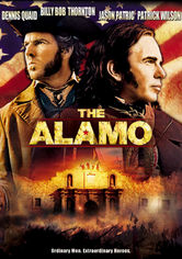 Rent The Alamo on DVD