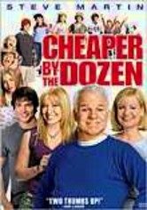 Rent Cheaper by the Dozen on DVD
