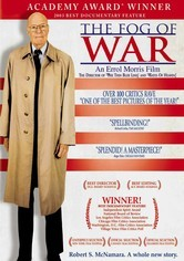 Rent The Fog of War on DVD