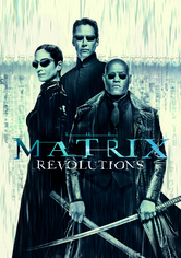 Rent The Matrix Revolutions on DVD