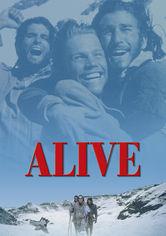 Rent Alive on DVD