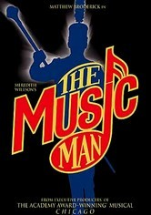 Rent The Music Man on DVD