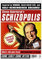 Rent Schizopolis on DVD