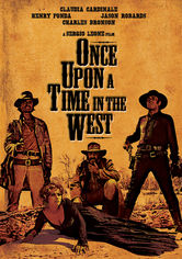 Rent Once Upon a Time in the West on DVD