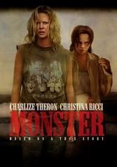 Rent Monster on DVD