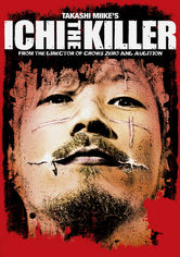 Rent Ichi the Killer on DVD