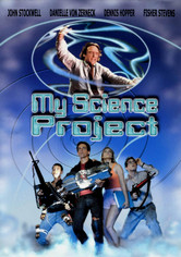 Rent My Science Project on DVD