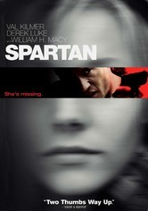 Rent Spartan on DVD