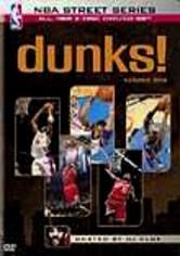 Rent NBA Street Series: Dunks!: Vol. 1 on DVD