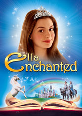 Rent Ella Enchanted on DVD