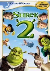 Rent Shrek 2 on DVD