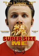 Rent Super Size Me on DVD