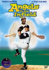 Rent Angels in the Infield on DVD