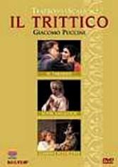 Rent Il Trittico on DVD