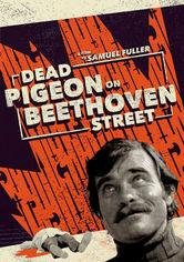 Rent Dead Pigeon on Beethoven Street on DVD