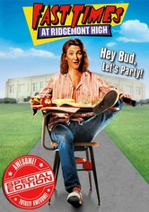Rent Fast Times at Ridgemont High on DVD