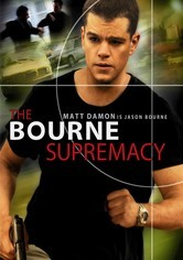 Rent The Bourne Supremacy on DVD