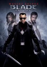 Rent Blade: Trinity on DVD