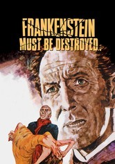 Rent Frankenstein Must Be Destroyed on DVD