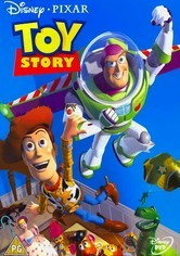 Rent Toy Story on DVD