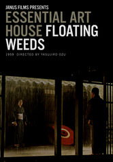 Rent Floating Weeds on DVD