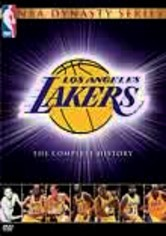 Rent NBA: The History of the Lakers on DVD