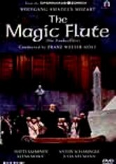 Rent The Magic Flute on DVD