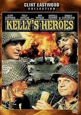 Rent Kelly's Heroes on DVD