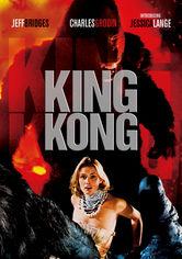 Rent King Kong on DVD