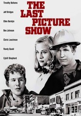 Rent The Last Picture Show on DVD