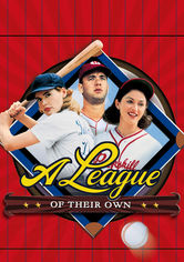 Rent A League of Their Own on DVD