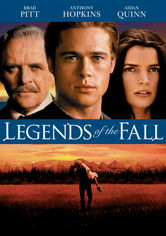Rent Legends of the Fall on DVD