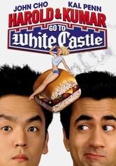 Rent Harold & Kumar Go to White Castle on DVD