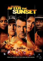 Rent After the Sunset on DVD