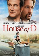 Rent House of D on DVD